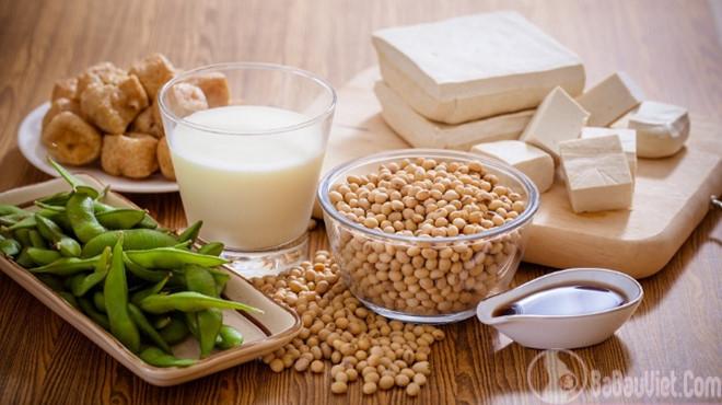 Có nhiều thông tin nói về việc đậu nành có thể gây ảnh hưởng đến chât lượng tinh trùng