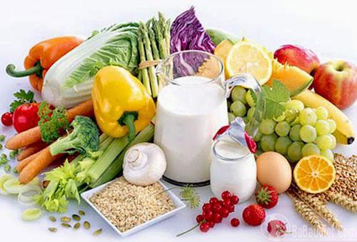 Dinh dưỡng cho phụ nữ khi mang thai được 1 tuần