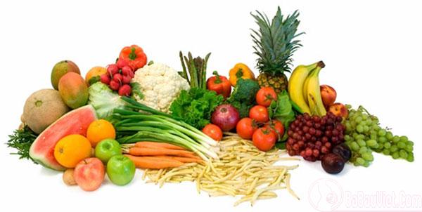 Chế độ dinh dưỡng hợp lý cho vợ và chồng