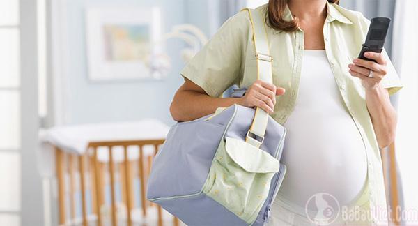 Để sinh con mẹ cần chuẩn bị nhứng gì?