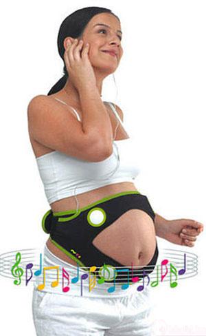 Tác động của nhạc đối với thai nhi