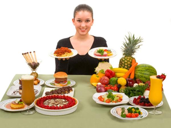 Mang thai tuần thứ 2 nên ăn gì?