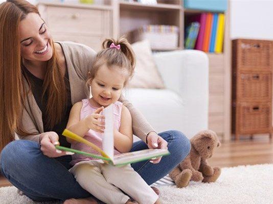 Kinh nghiệm mua sách, đọc sách cho trẻ từ 0 đến 6 tuổi