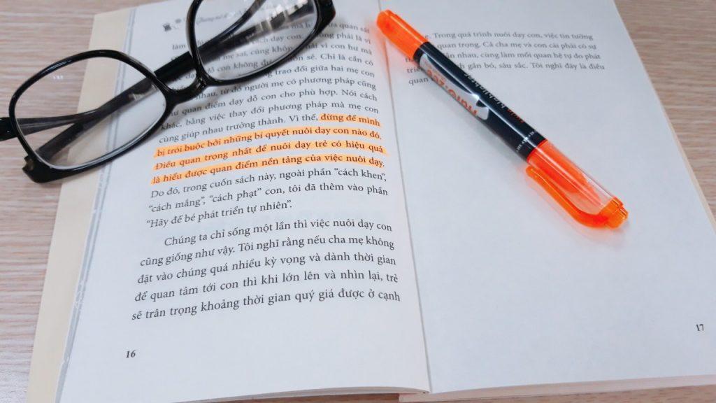 Review Sách Cách khen, cách mắng, cách phạt con