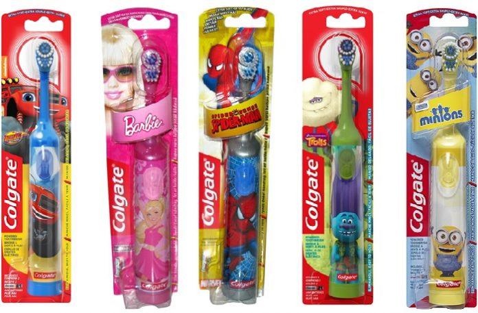 Review các loại bàn chải đánh răng tốt nhất cho bé