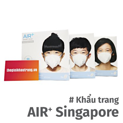 khau trang airplus air  singapore