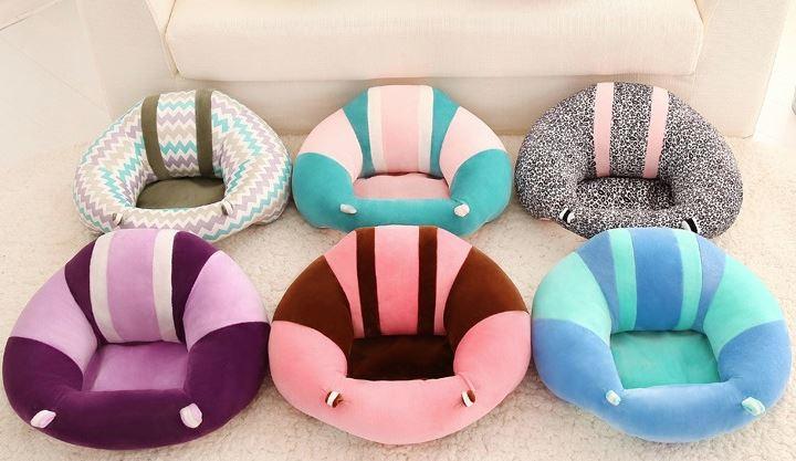Ghế vải nhồi bông an toàn cho bé khi sử dụng