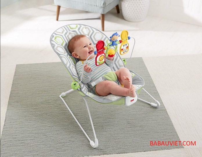 Tư vấn chọn mua ghế rung cho trẻ sơ sinh loại nào tốt và an toàn nhất. Hướng dẫn sử dụng đúng cách, hiệu quả, review ghế rung cho bé chính hãng, chất lượng, tốt nhất.