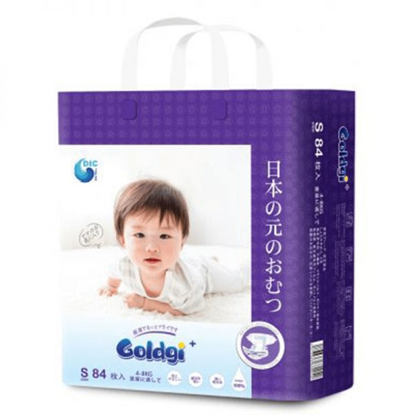 [REVIEW] Bỉm Goldgi+ có tốt không? giá bao nhiêu? mua ở đâu?
