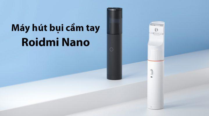 Máy hút bụi cầm tay Roidmi Nano 13 719x400 1