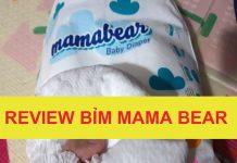 Review bỉm Mama bear có tốt không, sản xuất ở đâu, giá bao nhiêu tiền? Bài viết đánh giá chi tiết bỉm Mamabear sau khi đã sử dụng.