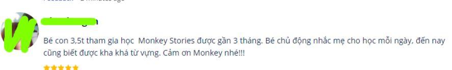 danh gia khac ve monkey stories
