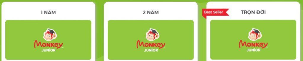 goi hoc cua monkey junior