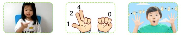 Phương pháp toán Finger math