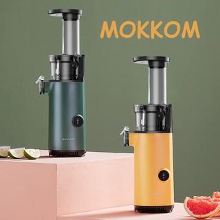 may ep trai cay Mokkom