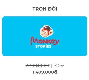 monkey stories tron doi