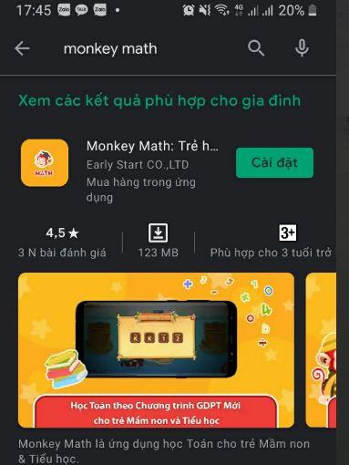 tai monkey math
