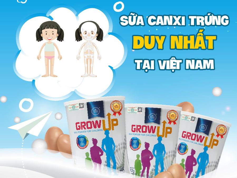 review sua hoang gia uc tang chieu cao grow up cua uc1