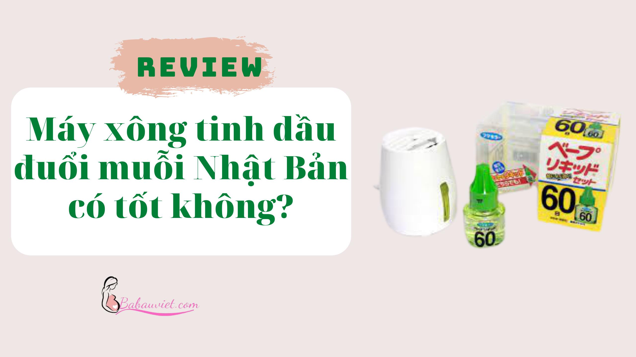 Review may xong tinh dau duoi muoi cua Nhat Ban