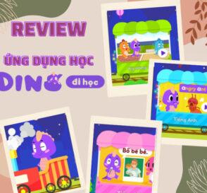 review ung dung hoc dino di hoc co tot khong